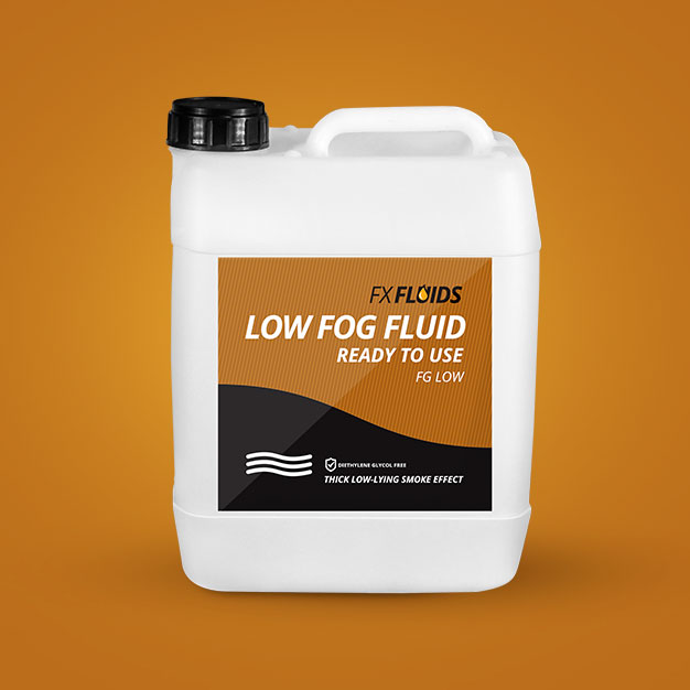LOW FOG FLUID