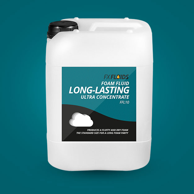 FOAM FLUID LONG LASTING ULTRA CONCENTRATE