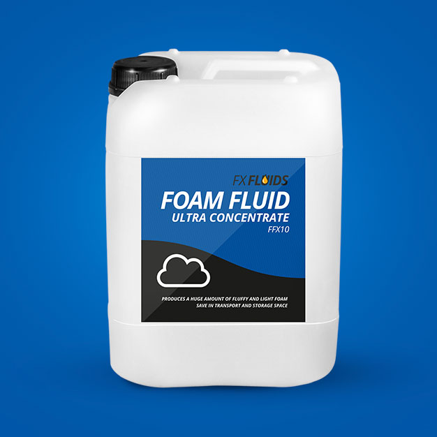 FOAM FLUID ULTRA CONCENTRATE FFX10 - EXTRA LIGHT FOAM